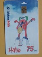 T7 - TELECARD SERBIA, CHIP TELECOM, - Joegoslavië