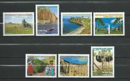 Madagascar. Madagasikara.2004 Tourism.full. MNH - Madagaskar (1960-...)