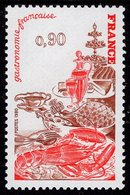 France - 1980 - French Gastronomy - Mint Stamp - Ungebraucht