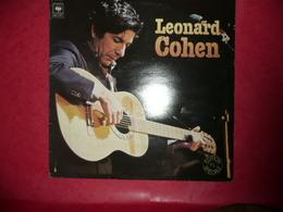 LP33 N°1381 - LEONARD COHEN - COMPILATION 10 TITRES ROCK FOLK - Rock