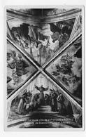 NICE CIMIEZ - N° 4 - LA VOUTE - VIE DE ST FRANCOIS D' ASSISE - FRESQUE DE GIACCOMELLI - FORMAT CPA NON VOYAGEE - Monuments, édifices