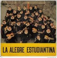 Tuna De La Facultad De Medecina De Barcelona -La Alegre Estudiantina N°1 - World Music
