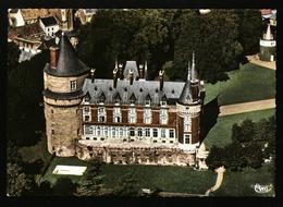 Antoing. Le Château. Vue Aérienne. Carte CIM. **** - Antoing