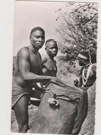 Guinée Tam-tam Chez Les Bassari - Guinea