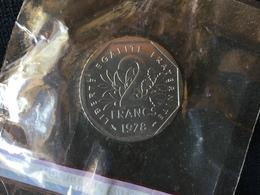 Ve REPUBLIQUE ESSAI DE LA 2f Semeuse 1978 - Francia