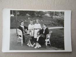 Serbia / Vrnjačka Banja - Park, 1936. ( Photo Postcard ) - Serbie
