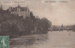 T4  - 25 - Doubs  - Thoraise - Le Chateau - Frankrijk