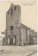 Domme   Eglise - France