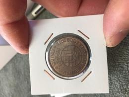 Guinée Portugaise 33b 1$ Escudo 1946 Unc Ou Presque - Guinea