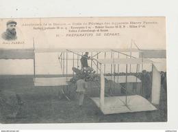 AERODROME DE LA BEAUCE ECOLE DE PILOTAGE LES APPAREILS HENRY FARMAN - ....-1914: Precursors