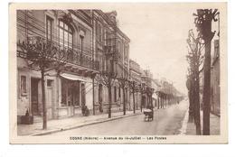COSNE - Avenue Du 14 Juillet - Les Postes - Cosne Cours Sur Loire