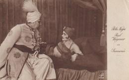 Pola Negri & Paul Wegener.Film-Kunst Edition Nr.642/8 - Actors