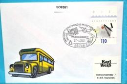 SD9261 SIGA 2000 Eröffnung, XMM Newton-Datenzentrum Beim MPE, Garching 27.4.2001 - [7] Repubblica Federale