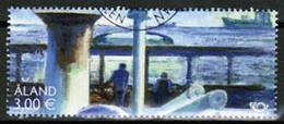 2014 Aland Islands, Life At Sea Used. - Aland