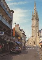 Finistere Plouescat, Le Centre Ville - Tréboul