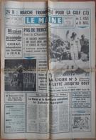 24 H Du Mans 1975.Triomphe Pour La GULF. - Desde 1950