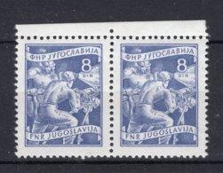 JOEGOSLAVIE Yt. 603 MNH** 1953 - 1945-1992 Sozialistische Föderative Republik Jugoslawien