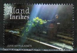 2017 Aland Islands, Sauna Used. - Aland
