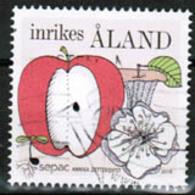 2016 Aland Islands, SEPAC - Seasons, Used. - Aland