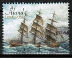 2018 Aland Islands, Sailing Ship Used. - Aland