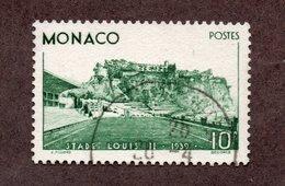 MONACO N°184 Oblitéré TB Cote 138 Euros !!! - Monaco