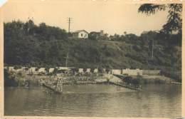81 - ALBI - Rare Carte Photo Du Club Nautique - Piscine Années 1940 - - Albi