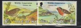 ISOLA DI MAN 1980 , Unificato Serie N. 175/176  ***  MNH - Isola Di Man