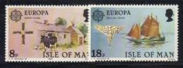 ISOLA DI MAN 1981 , Unificato Serie N. 182/183  ***  MNH - Isola Di Man