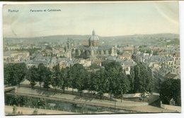 CPA - Carte Postale - Belgique - Namur - Panorama  Et Cathédrale - 1908 ( I11282) - Namur