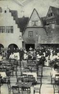 Exposition De Bruxelles 1910 Alt Düsseldorf Circulée En 1910 - Exposiciones Universales