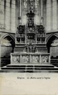 Tongres Le Maître-Autel à L'Eglise Circulée En 1906 - Tongeren
