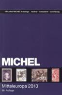 MICHEL EUROPA Catalogus Band 1/7 - 2014-2015 PDF Op DVD - Cataloghi
