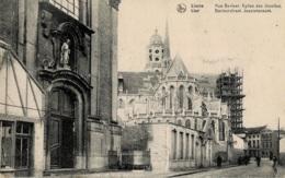 Lier Berlaerstraat Jezuietenkerk Circulée En 1920 - Lier