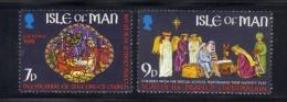 ISOLA DI MAN 1981 , Unificato Serie N. 196/197  ***  MNH - Isola Di Man
