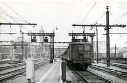 190120 - PHOTO BREHERET TRANSPORT TRAIN CHEMIN DE FER Circa 1950 - 87 LIMOGES Gare BB-1508 SNCF - Limoges