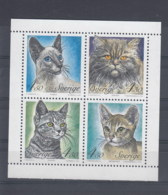 Schweden Michel Cat.No.     Mnh/** 1813/1816 Cats - Sweden