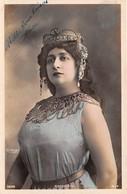 CPA Femme - Portrait - Artiste - GOTTRAUD - Reutlinger - Entertainers