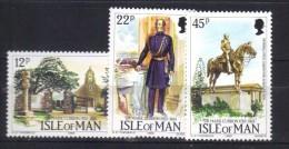 ISOLA DI MAN 1985 , Unificato Serie N. 287/289  ***  MNH - Isola Di Man