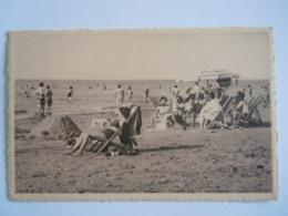 Nieuwpoort-Baden Nieuport-Bains Strand Plage Que La Vie Est Belle! Wat Is Het Leven Mooi! Gelopen Circulée 1957 Thill  5 - Nieuwpoort