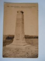 Oudstuyvekenskerke Oud-Stuivekenskerke Mémorial Des Carabiniers-cyclistes Gedenkteeken Der Karabiniers-wielrijders 1914 - Diksmuide