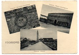 Codigoro - Vedute - Autres Villes