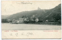 CPA - Carte Postale - Belgique - Namur - La Plante - 1904 ( MF11287) - Namur