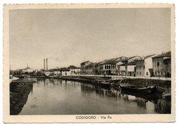 Codigoro - Via Po - Autres Villes