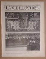 La Vie Illustrée N°15 Du 26/01/1899 La Cour De Cassation - Le Gustave Zédé Et Les Sous-marins - L'impératrice Frédéric - 1850 - 1899