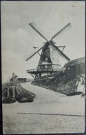 MOULIN A VENT - MOLEN - WINDMILL - WIND MILL - 1908 JUTLAND Denmark - Moulins à Vent
