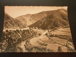 34 Vallée De L'Orb. Méandres De L'Orb Au Pied De La Montagne De Montmare. Carte Inédite (GF1125) - Frankrijk