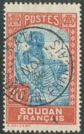 Soudan Français 1920-1944 - Kati Sur N° 66 (YT) N° 66 (AM). Oblitération De 1936. - Oblitérés