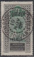 Soudan Français 1920-1944 - Tombouctou Sur N° 27 (YT) N° 27 (AM). Oblitération De 1925. - Oblitérés