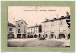 CUISEAUX  ARCADES GENDARMERIE - Sonstige Gemeinden