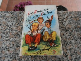 Tre Ragazzi E Un Ladro - Frida Riedel - Bambini E Ragazzi